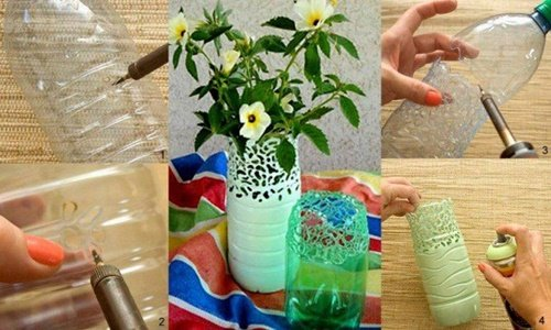 40 Fab Art DIY Ideas And Projects To Recycle Plastic Bottles Into Something Amazing44