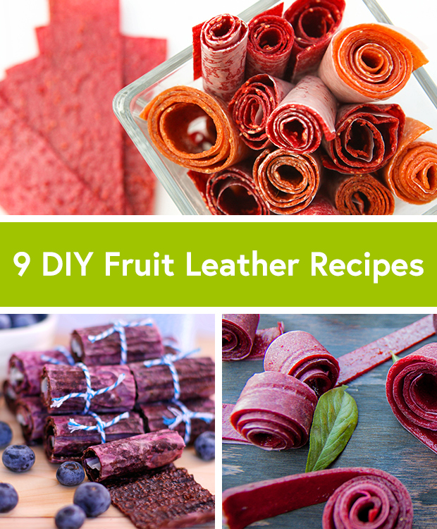 9 Grown-Up Fruit Roll-Up Recipes