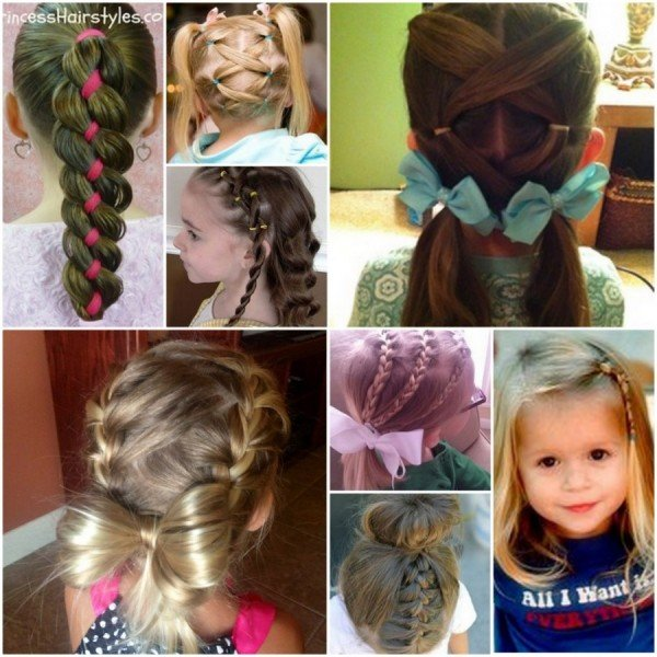 Astonishing Diy Little Girls Hairstyles Schematic Wiring Diagrams Phreekkolirunnerswayorg