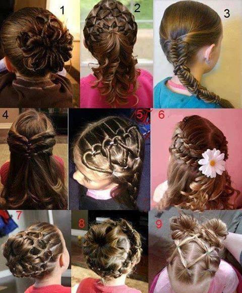 DIY Little Girls Hairstyle6