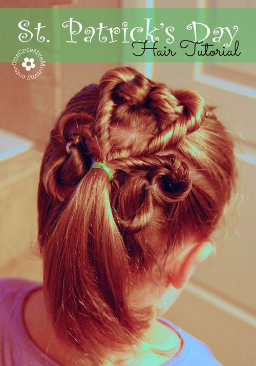 DIY Little Girls Hairstyle8