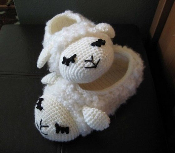 Diy Cute Crochet And Knit Animal Slippers Free Pattern