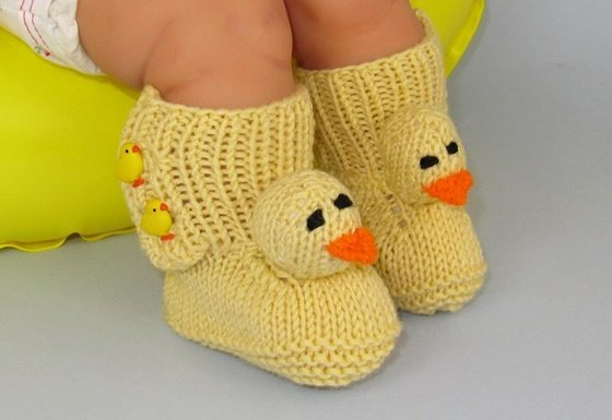 Fab Art DIY Cute Crochet and Knit Animal Slippers