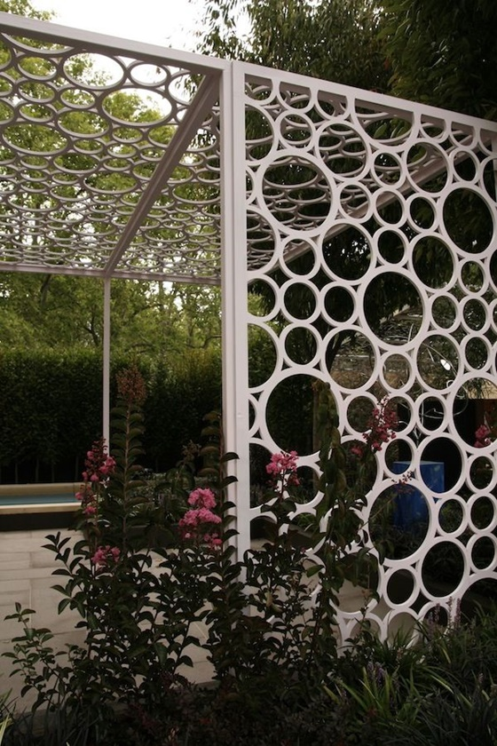 Diy pvc gardening ideas and projects diy pvc gardening ideas and projects pvc garden trellis solutioingenieria Images
