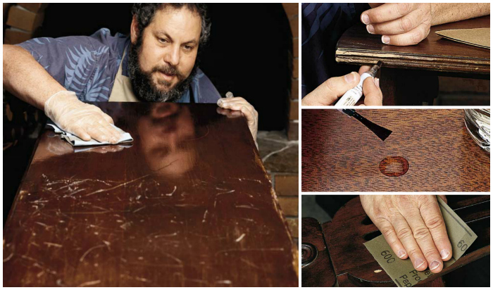 How To Magically Repair Furniture