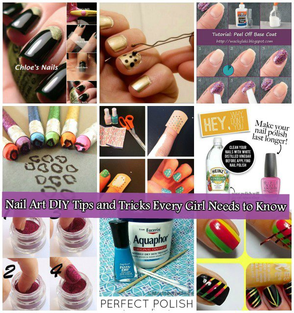 Nail Art DIY Hacks that Every Girl Needs to Know feature