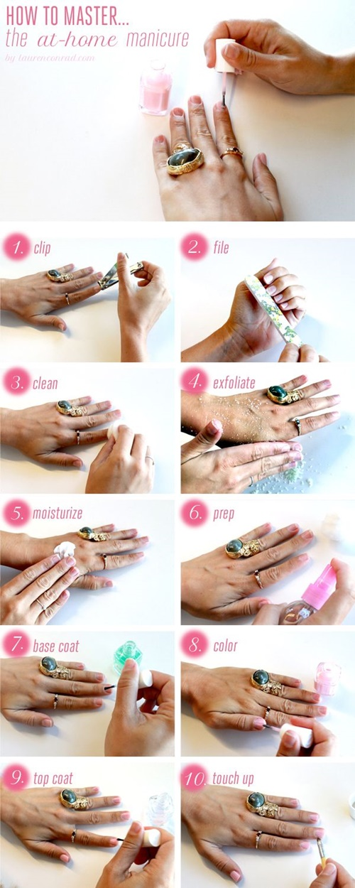 Nail Art DIY Hacks that Every Girl Needs to Know