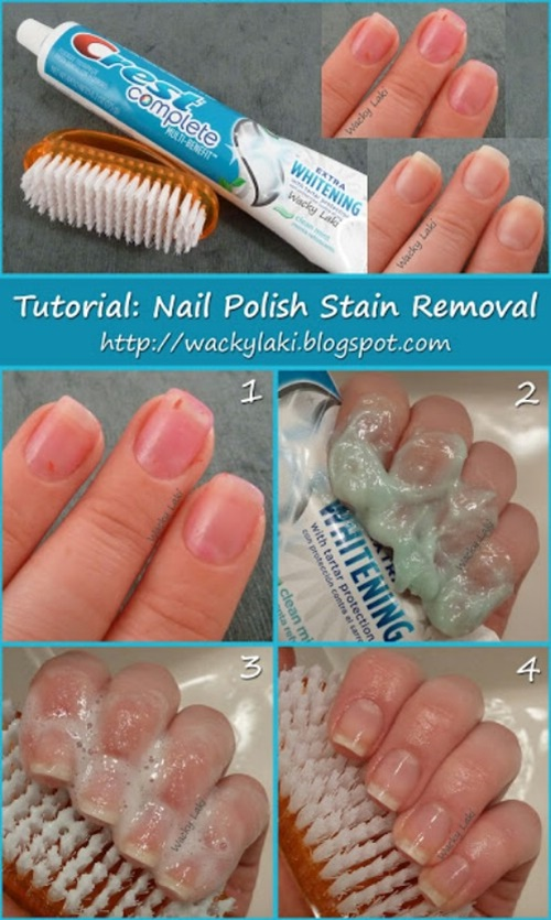 Nail Art DIY Hacks that Every Girl Needs to Know11