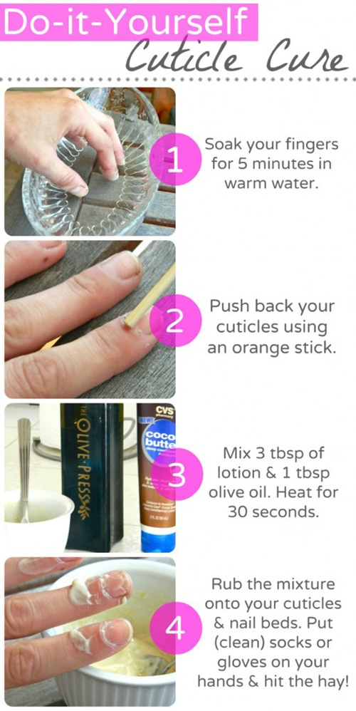 Nail Art DIY Hacks that Every Girl Needs to Know14