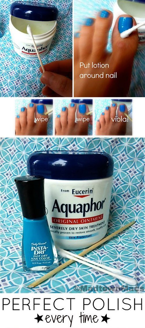 Nail Art DIY Hacks that Every Girl Needs to Know20