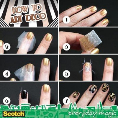 Nail Art DIY Hacks that Every Girl Needs to Know27