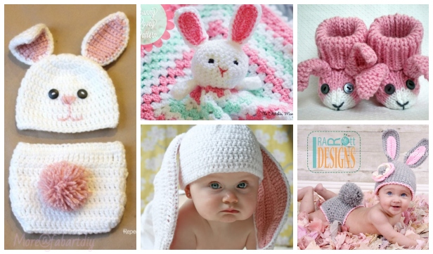 Crochet Easter Bunny Projects Free Crochet Patterns & Paid