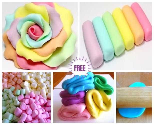 DIY Homemade Marshmallow Fondant Recipe (Video)