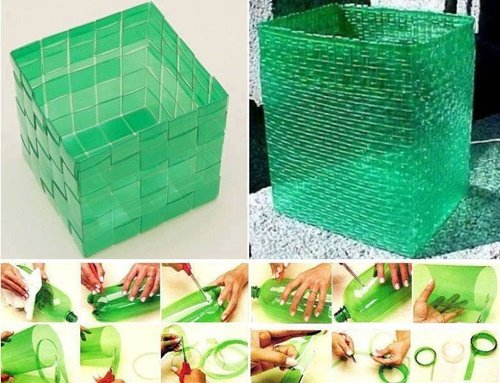 how-to-weave-plastic-baskets-recycle