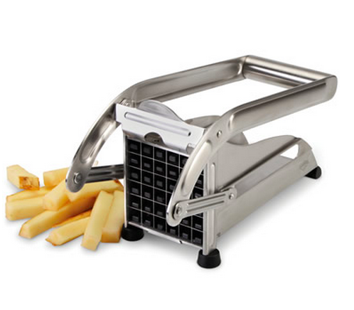 25+ Cool and Practical Kitchen Gadgets For Food Lovers.- Instant French Fry Slicer