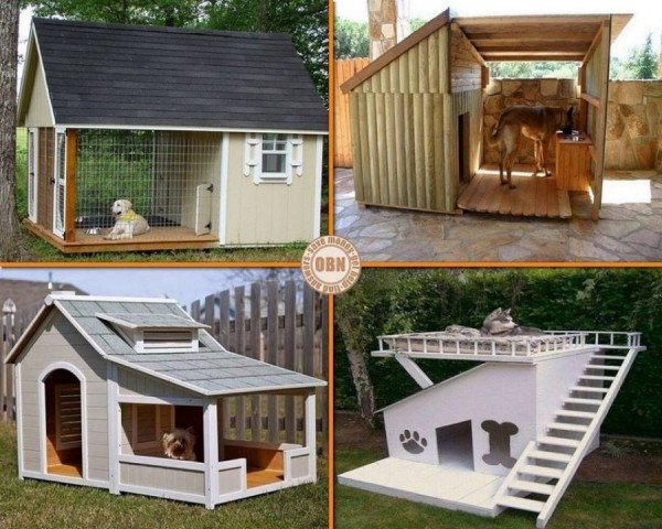 Diy Dog House Projects And Tutorials Free Plan