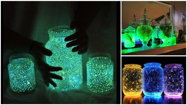 DIY Fairy Glow Jars Tutorial -Video