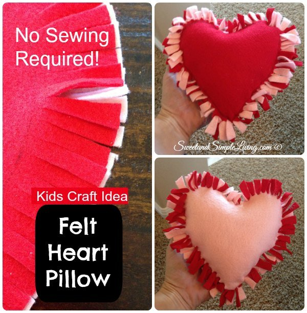 DIY No Sew Floor Pillow Bed