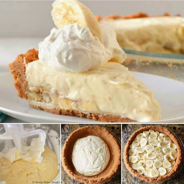 This Banana Pudding Cheesecake is seriously scrumptious and it's so easy to make.