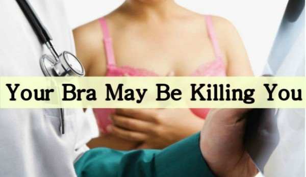 Your Bra May Be Killing You by fabartdiy
