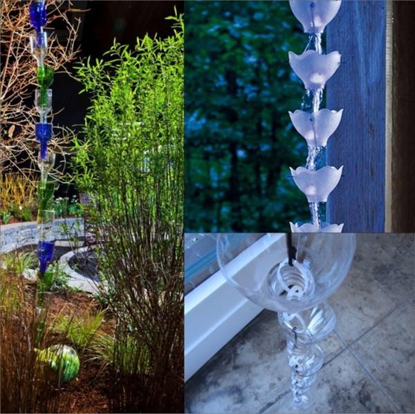 10+ DIY Rain Chain Project Tutorials You Won't Miss
