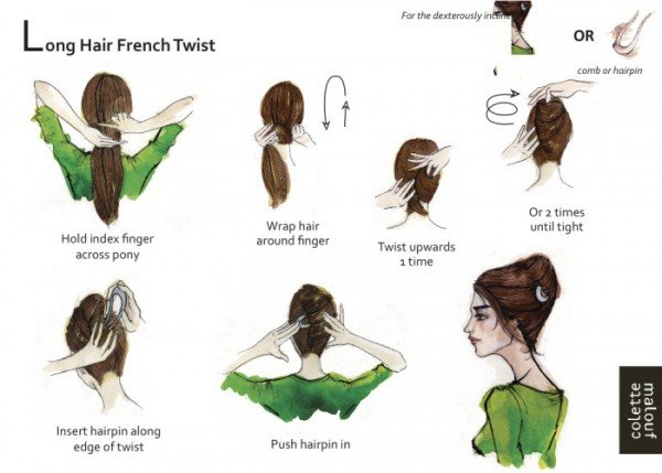 10 Fabulous DIY Summer Hairstyles with Hair Accessories