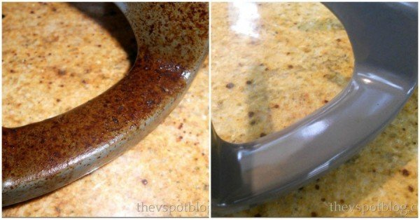 20+ Amazing Cleaning Tips that Save Time and Work4 - How to Clean stove burners