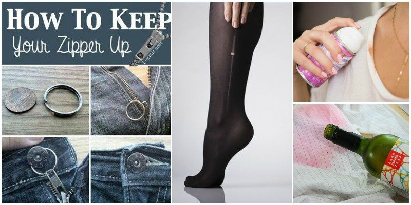 20 Emergency Fashion Hacks Every Woman Should Know