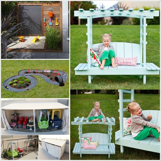 Fun Backyard Diy Projects For Kids