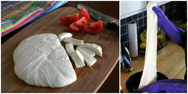 Best party trick ever: How To Make Homemade Mozzarella In 30 Minutes