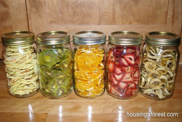 How to DIY Healthy Dehydrated Fruit