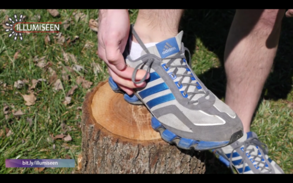 Why Your Shoes Have Extra Holes At The Top
