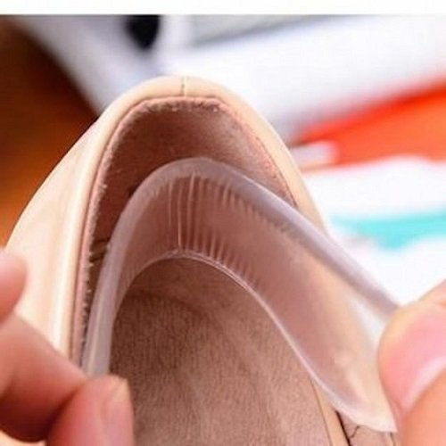 Simple Hacks to Make Shoes More Comfortable - Prevent slippage with heel grips