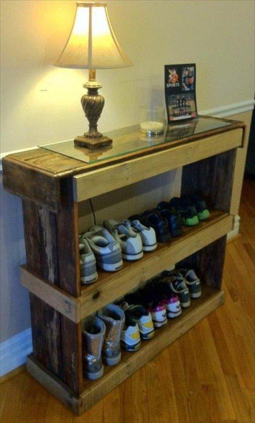 Creative DIY Pallet Storage Ideas and ProjectsCreative DIY Pallet Storage Ideas and Projects