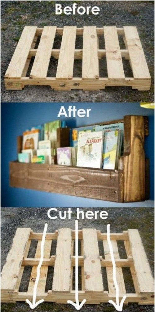 20+ Creative DIY Pallet Storage Ideas and Projects