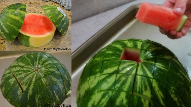 Tips on How to Cut Watermelon