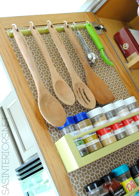 Space-Saving Hacks To Maximize Your Small Kitchen