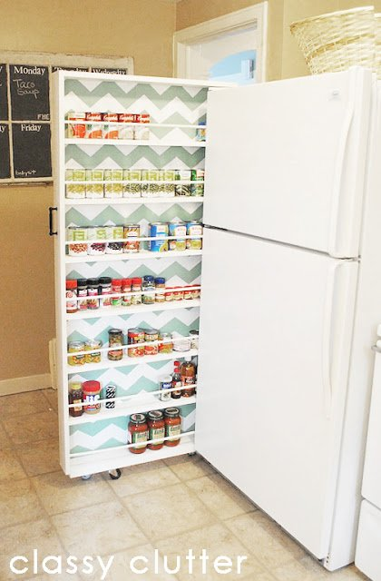 Space-Saving Hacks To Maximize Your Small Kitchen6