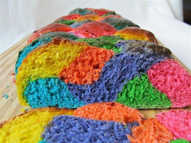 DIY How to Make Jellybean Bread Braid