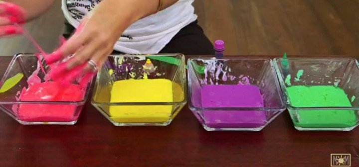 DIY How to Make Slime Without Borax (Video)