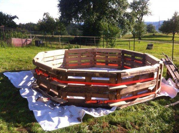 erlerne wie du einen pool selber bauen kannst!, Garten ideen gestaltung