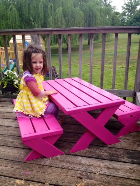 DIY Kids Pallet Furniture Ideas and Projects15