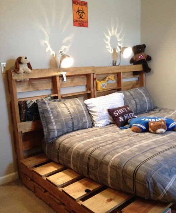 20 Diy Kids Pallet Furniture Ideas And Projects