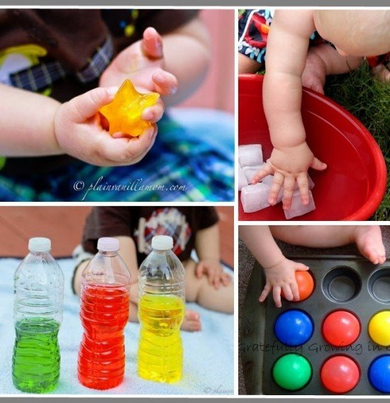 50+ Play Activities for Baby