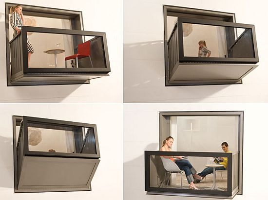 Bloomframe Window Balcony A Disappearing Outdoor Space