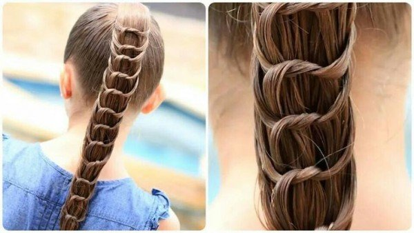 Pleasing Diy Knotted Ponytail Hair Tutorial Hairstyle Inspiration Daily Dogsangcom