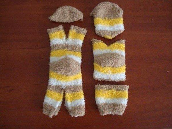 DIY Sock Kittens Tutorial - Free Pattern & Video