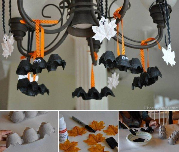 40+ Easy to DIY Halloween Decorating Ideas