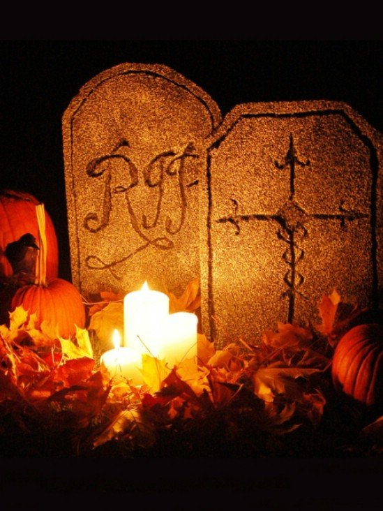 Easy to DIY Halloween Decorating Ideas20