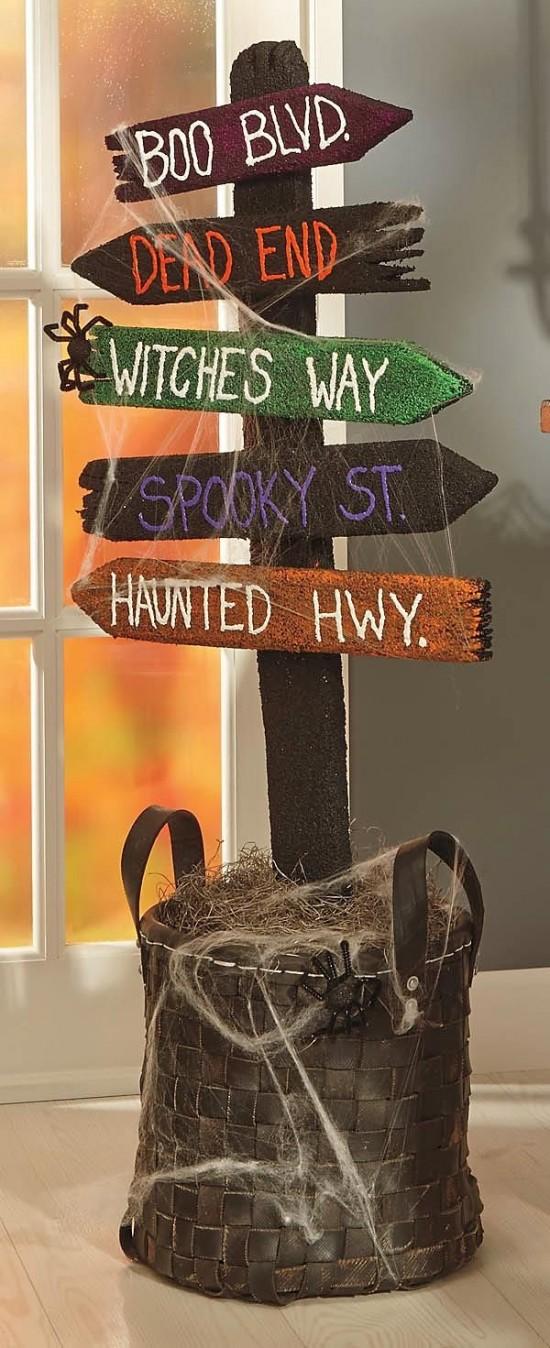 40 Easy To DIY Halloween Decorating Ideas WwwFabArtDIYcom Part